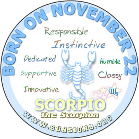 november 22 astrology compatibility