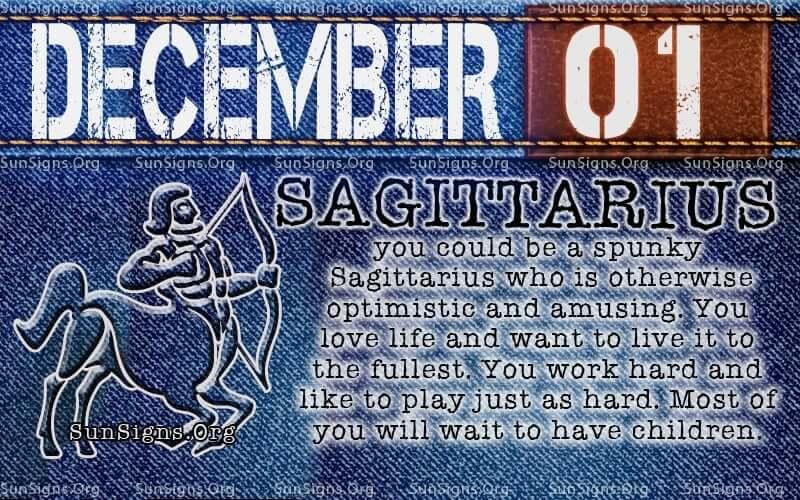 december 1 birthday