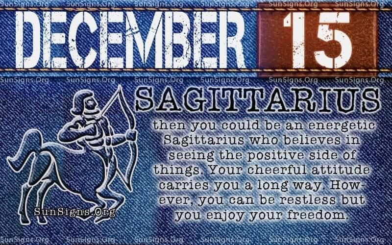 december 15 birthday