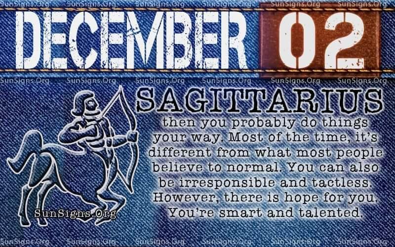 december 2 birthday