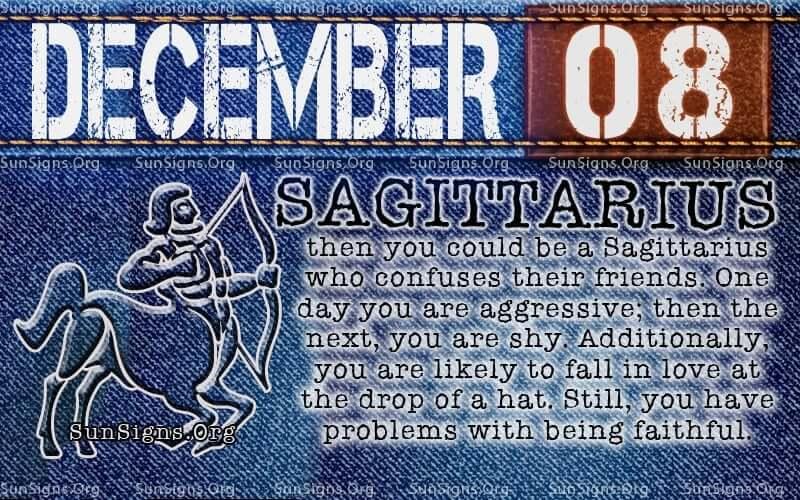 december 8 birthday