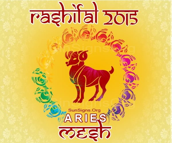 Rashifal 2015 Predictions - Sun Signs