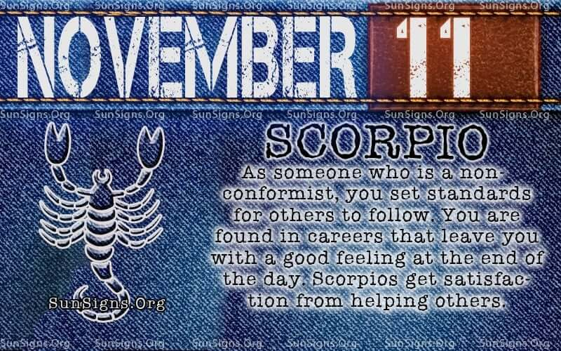 taurus born november 11 horoscopes
