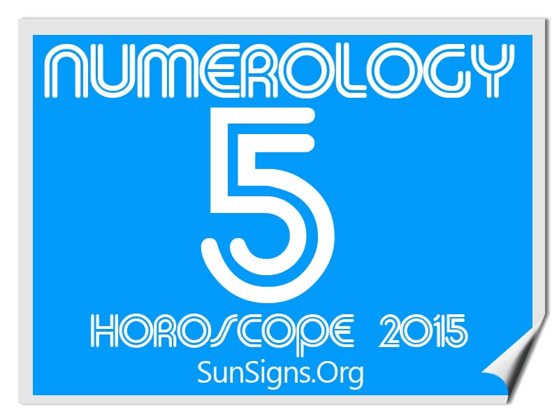number 5 numerology today