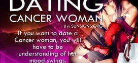 Dating A Cancer Woman
