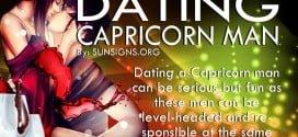 Dating A Capricorn Man