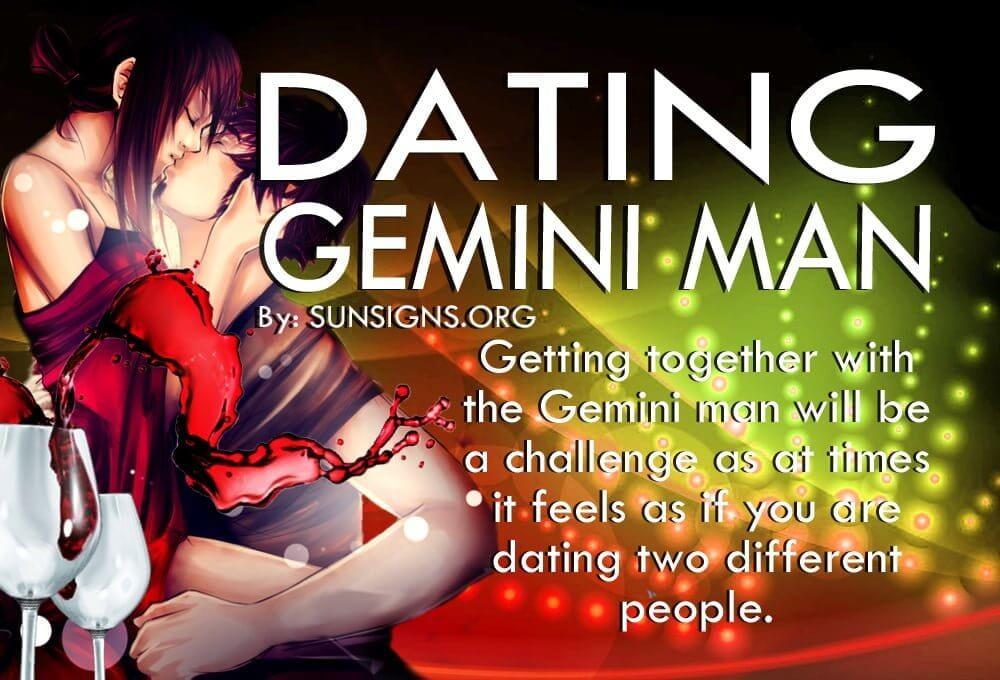 Dating A Gemini Man