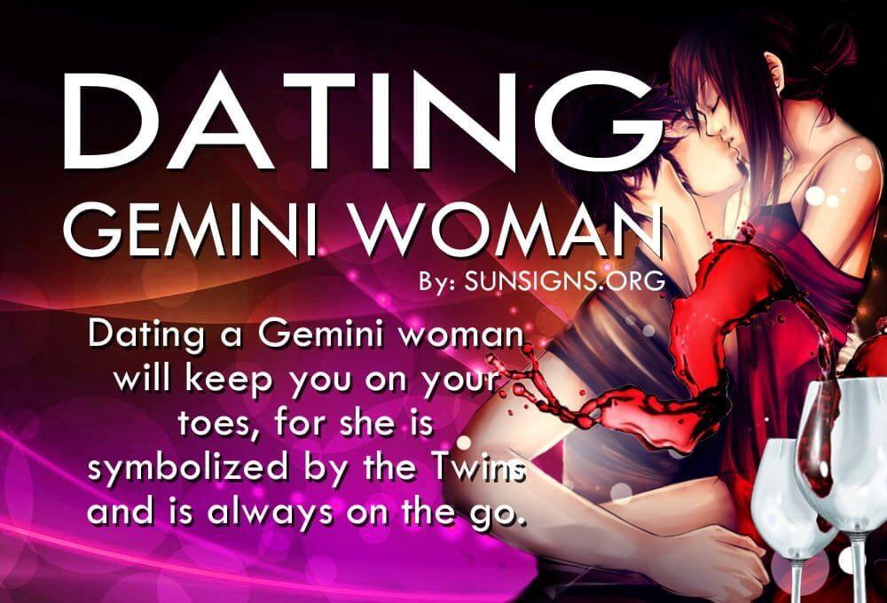 Dating A Gemini Woman