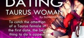 Dating A Taurus Woman