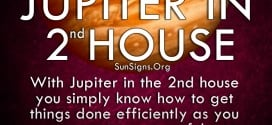 Jupiter In 2nd House. With Jupiter in the 2nd house you simply know how to get things done efficiently as you are very resourceful.