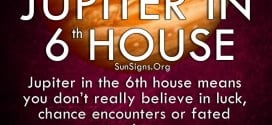 The Jupiter In 6th House