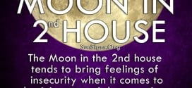 The Moon In 2nd House