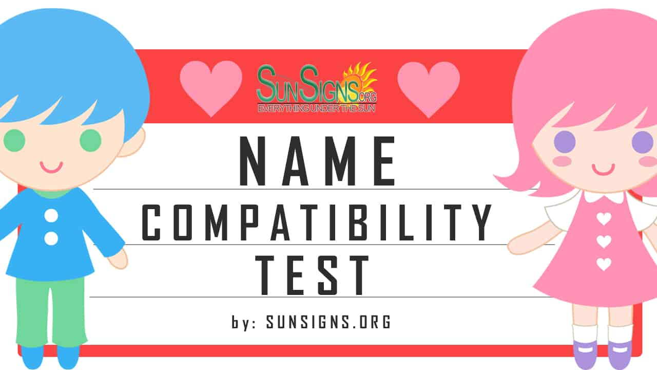 love test name