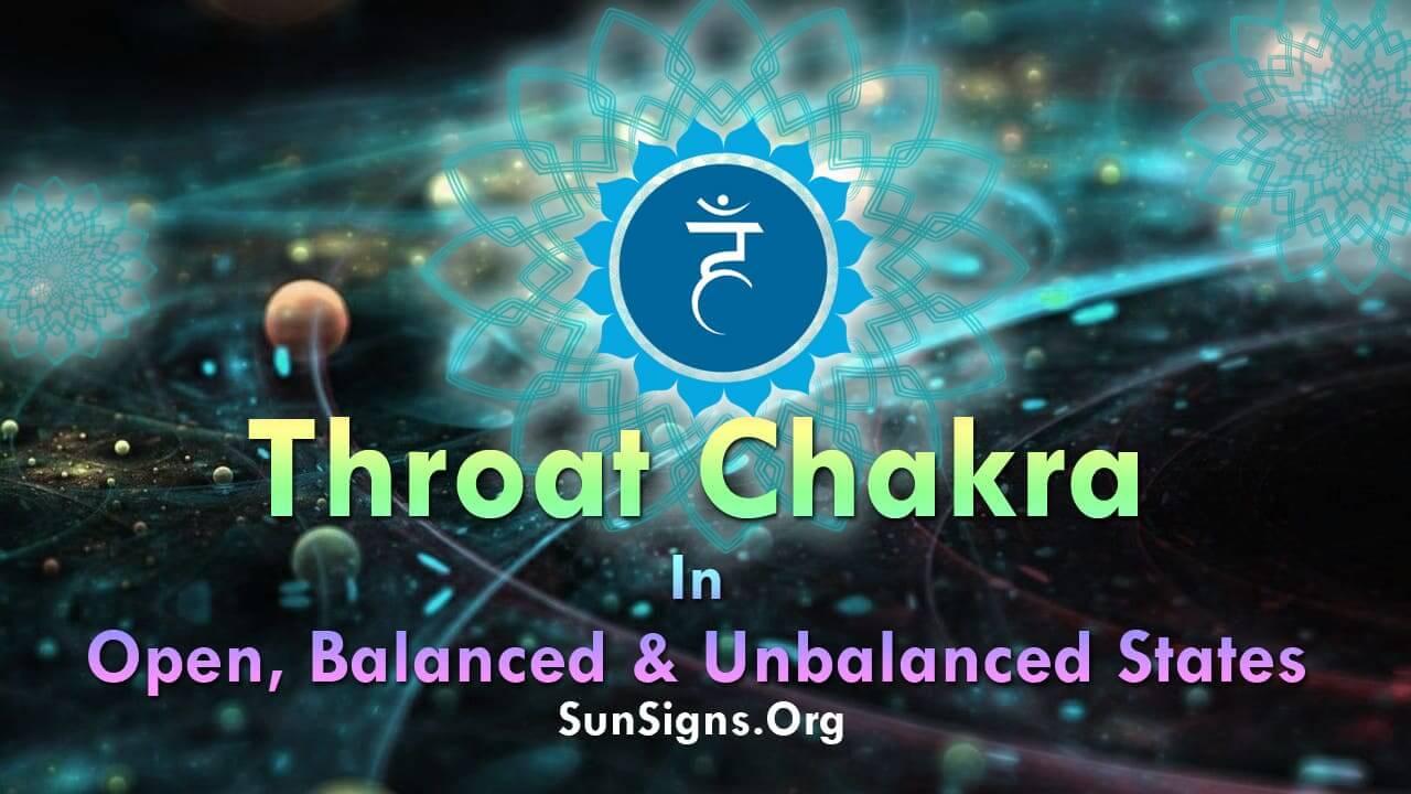 throat chakra vishuddha