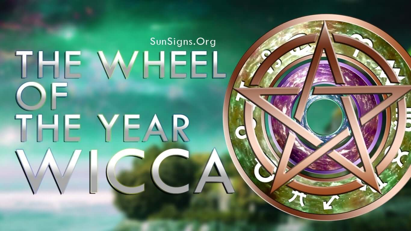 The Wheel of the Year is the term for the 8 seasonal holidays celebrated by practitioners of the various traditions and spin-off traditions of Wicca, Witchcraft or Paganism.