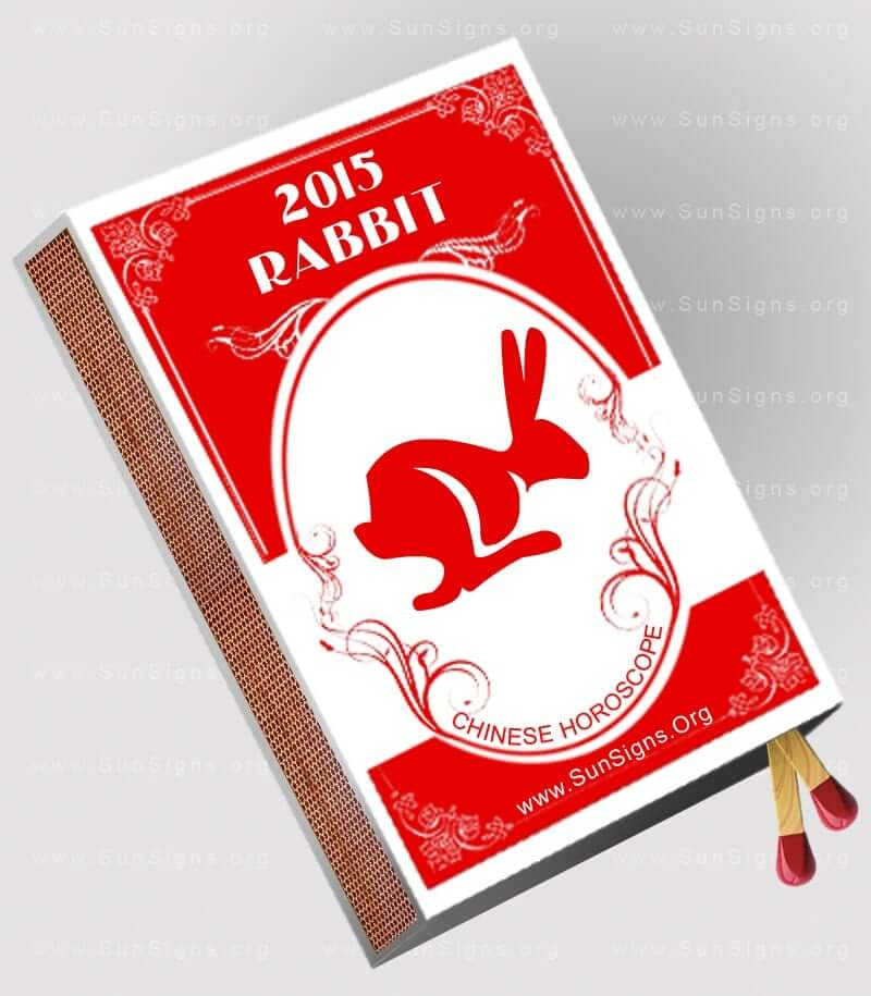 The 2015 rabbit horoscope promises that 2015 will be a highly profitable year for Rabbits.