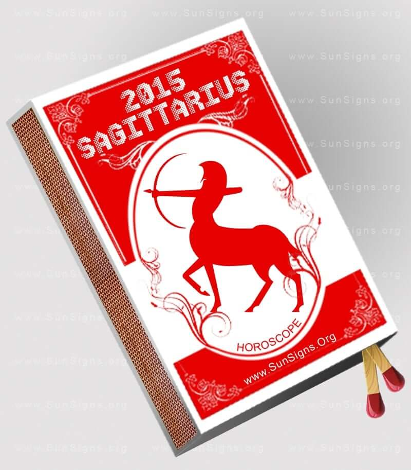 The 2015 Sagittarius horoscope predicts that this year will be easy and enjoyable.