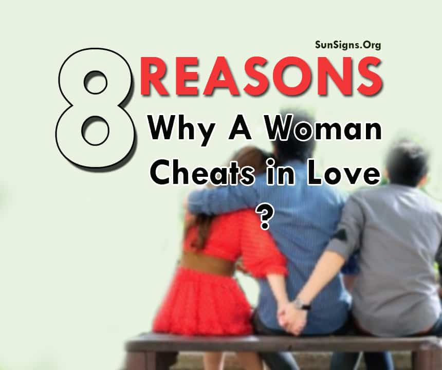 Why Women Cheat In A Relationship