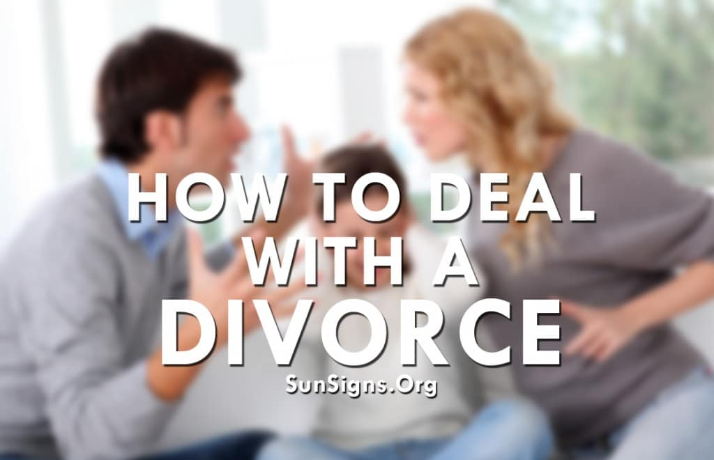 How can you make it through a divorce and get back to a normal life?