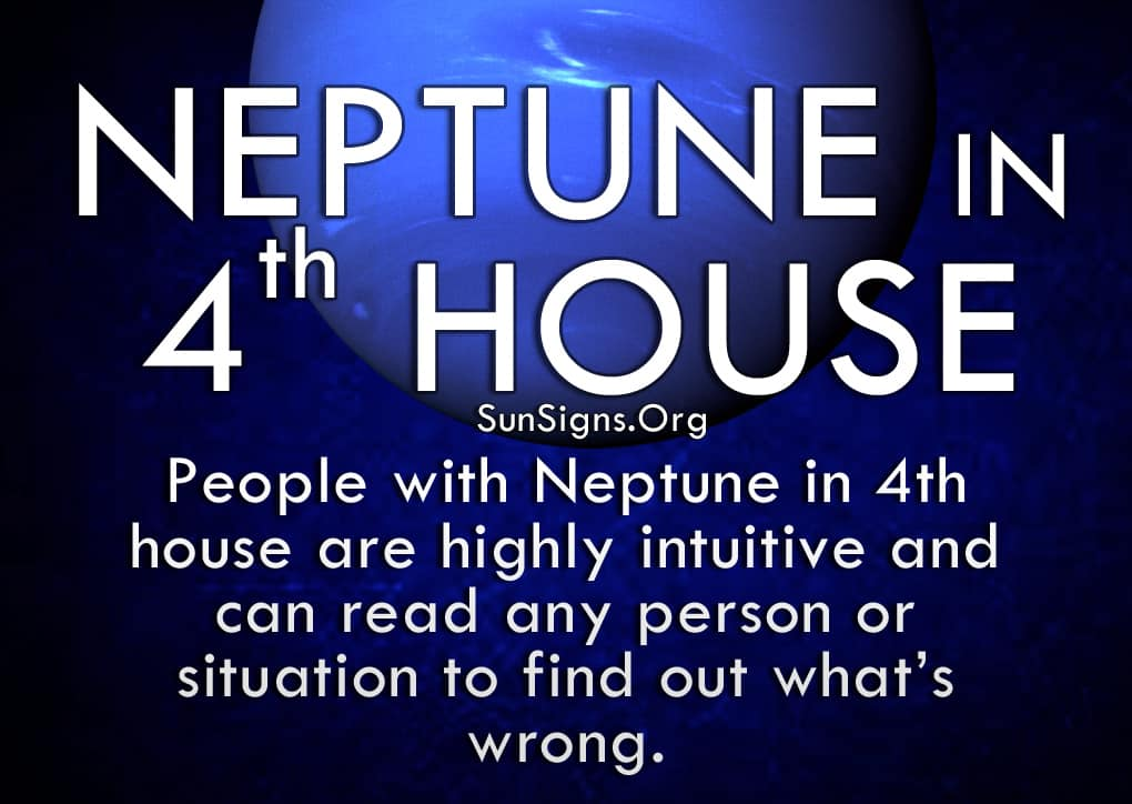 neptune in 4th house shows insecurity