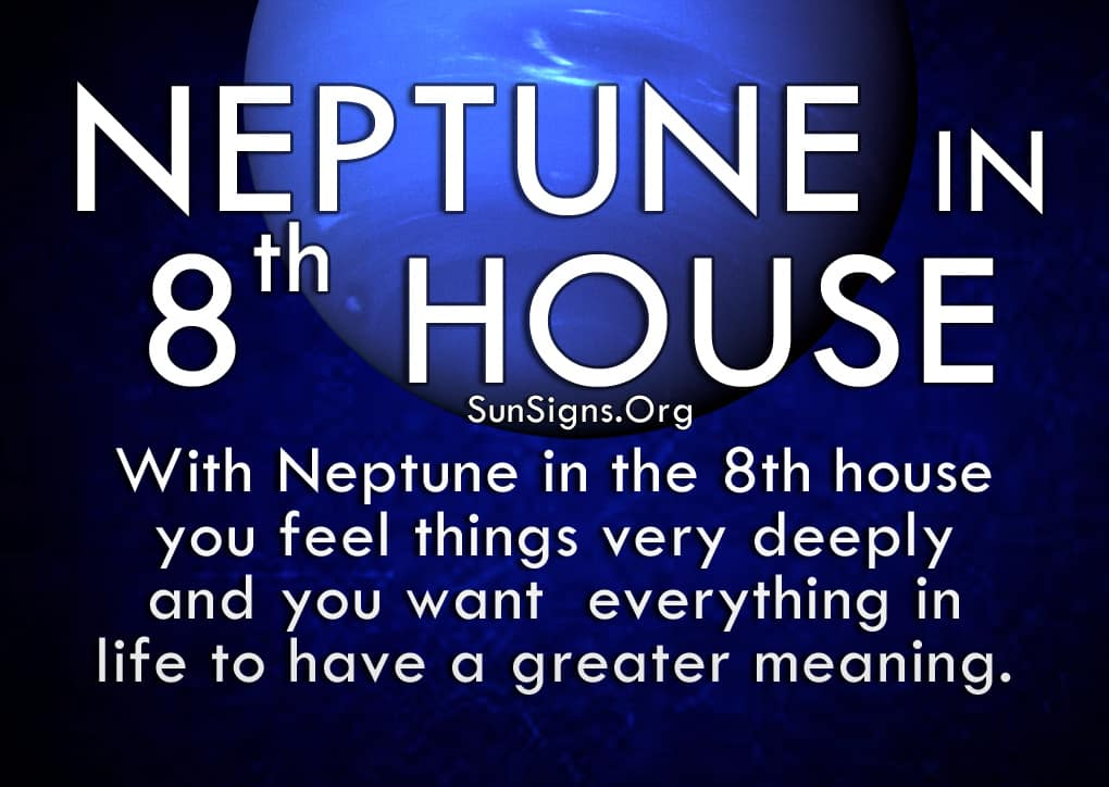 neptune in 8th house people are intuitive