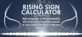 Your rising sign is also a clue to your facial features