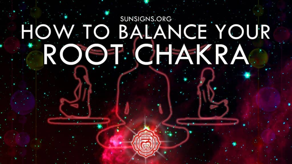 The Root chakra is the chakra you should meditate on the most.