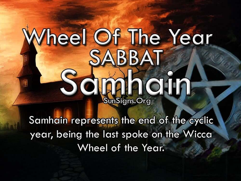 Samhain is a deeply important Wicca or Pagan holiday