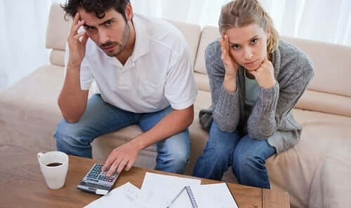 Determine if you will combine your bank and credit accounts or keep them separate