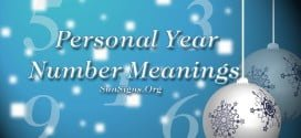 Personal Year Number Meanings