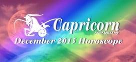 December 2015 Capricorn Monthly Horoscope