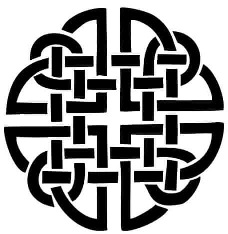 Quaternary Celtic Knot Meanings Symbolism Sun Signs