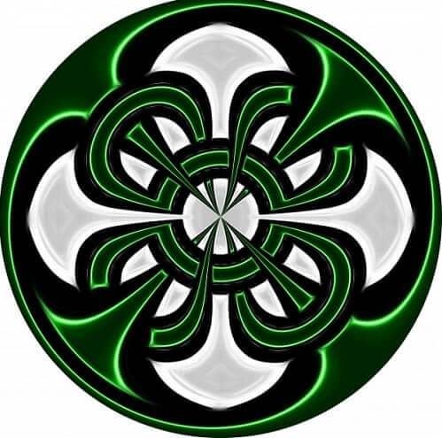 Celtic Warrior Symbols Sunsigns