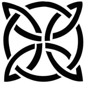 dara celtic knot meaning symbolism sun signs. Black Bedroom Furniture Sets. Home Design Ideas