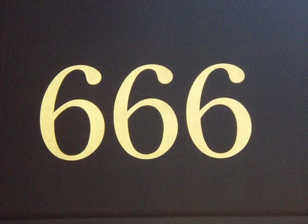 Symbolic Meaning Of 666 | SunSigns Org