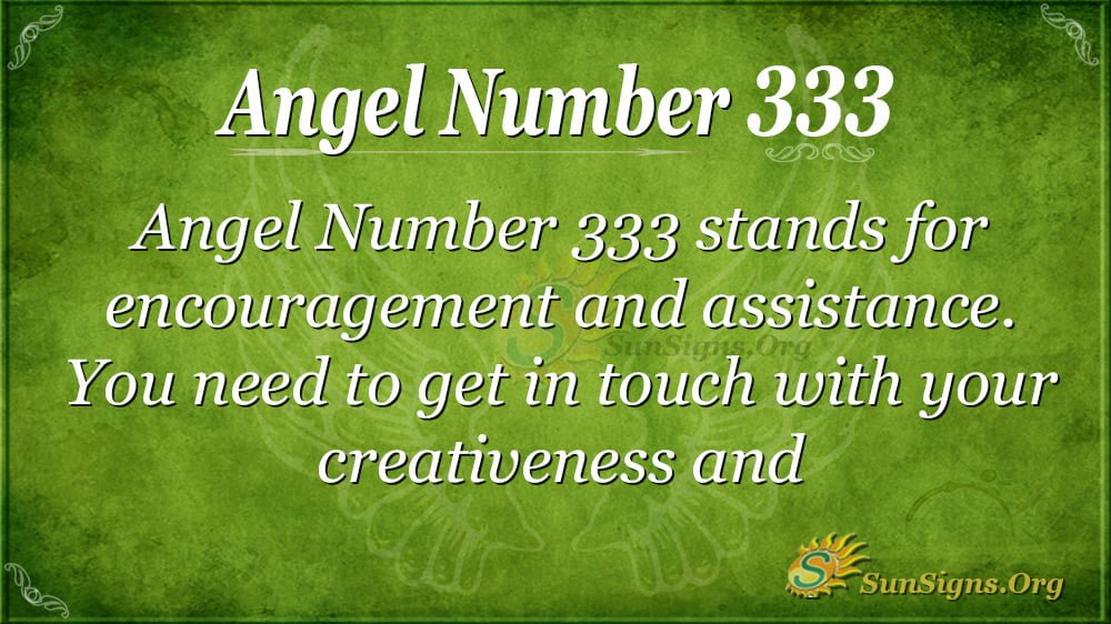 Angel Number 333 Meaning - Is It The Holy Trinity Symbol? | SunSigns Org