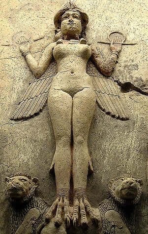 goddess-inanna
