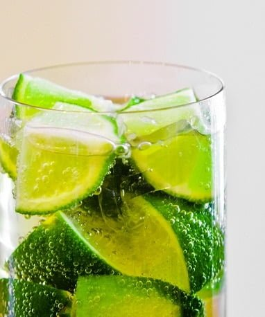 One natural cure to hydrate your feet is to add a little bit of lemon juice