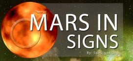 mars in signs