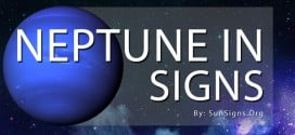 Neptune in Signs