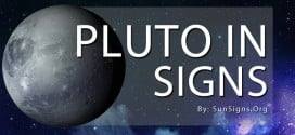Pluto in 12 Signs