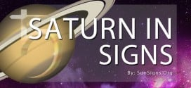 Saturn In Signs Symbolism & Meanings