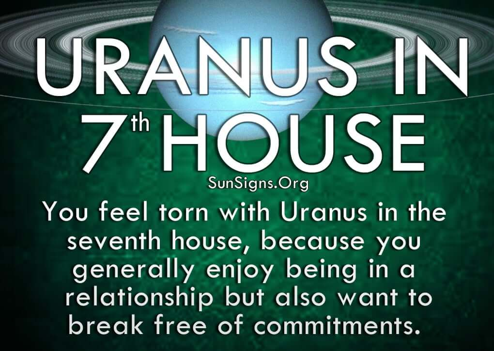 Uranus In 7th House Meaning And Significance | SunSigns Org