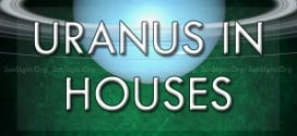 Uranus in the houses