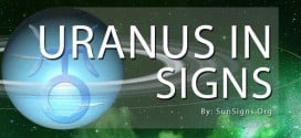 Uranus in Signs