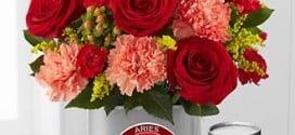 aries flowers