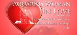 Aquarius Woman In Love Personality Traits