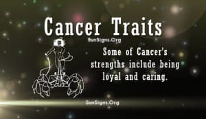 cancer-Personality Traits