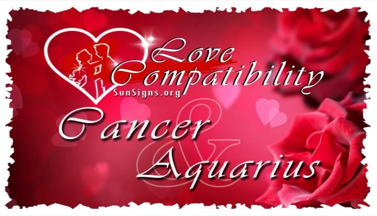 Cancer Aquarius Love Compatibility | SunSigns Org