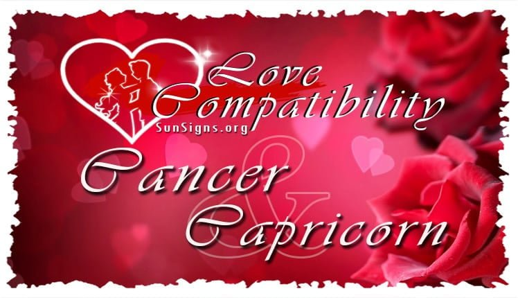 cancer capricorn